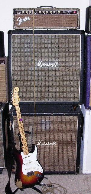 Big R S World Of Tone 1963 Fender Showman